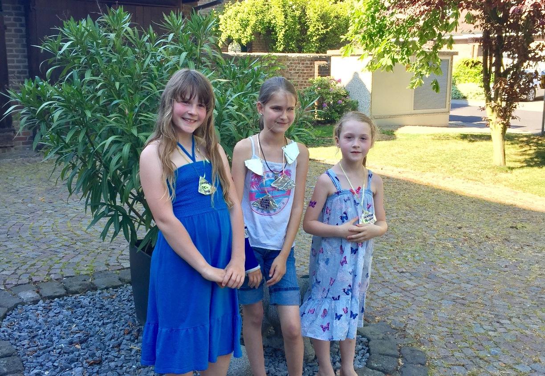Kinderhahnenkönigin 2017